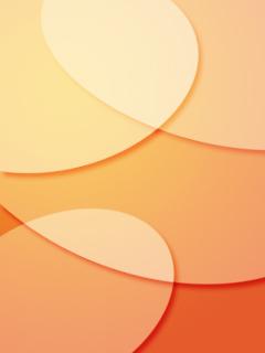 Oranžinis fonas